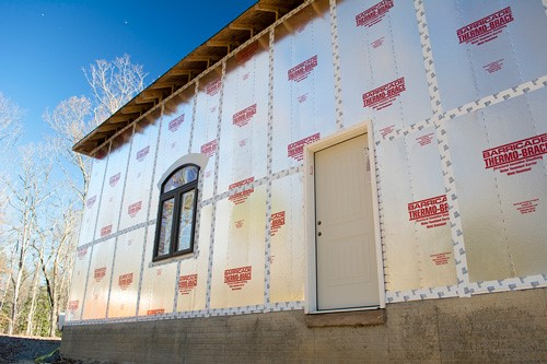 Barricade Thermo-Brace Structural Sheathing