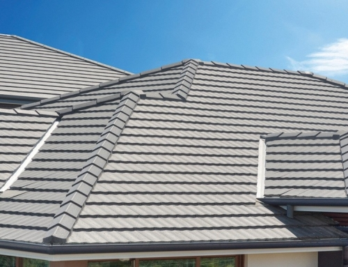 Keep Your Concrete Tile Roof Safe with Synthetic Underlayment