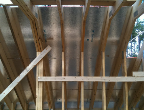 5 Problems with Foil-Backed OSB Radiant Barriers