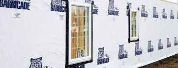 Barricade Wrap Plus House Wrap