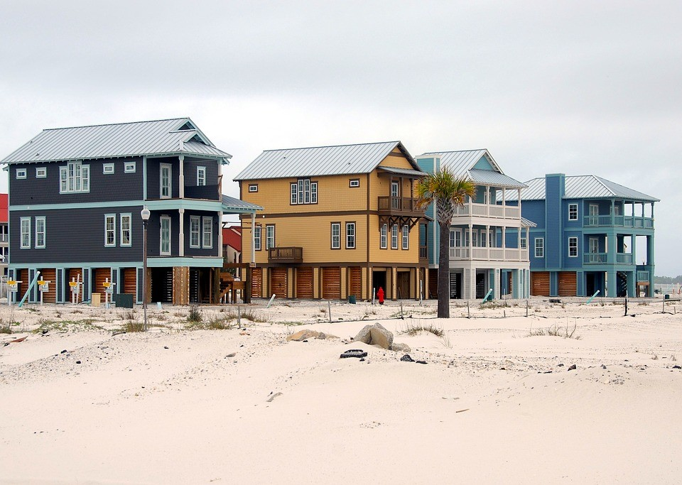 Weather Barrier for Coastal Homes