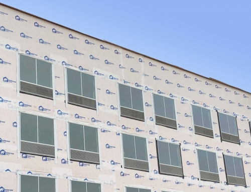 How House Wrap Can Protect the R-Value of Insulation