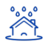 Weather Resistant Barrier Icon