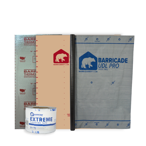 Thermo-Brace® Reversible Structural Insulative Board Sheathing System