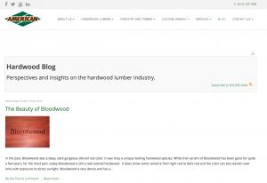 American Lumbar Blog
