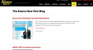 Kamco Supply Corp Blog