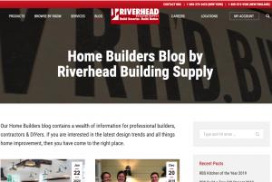 Riverhead Blog