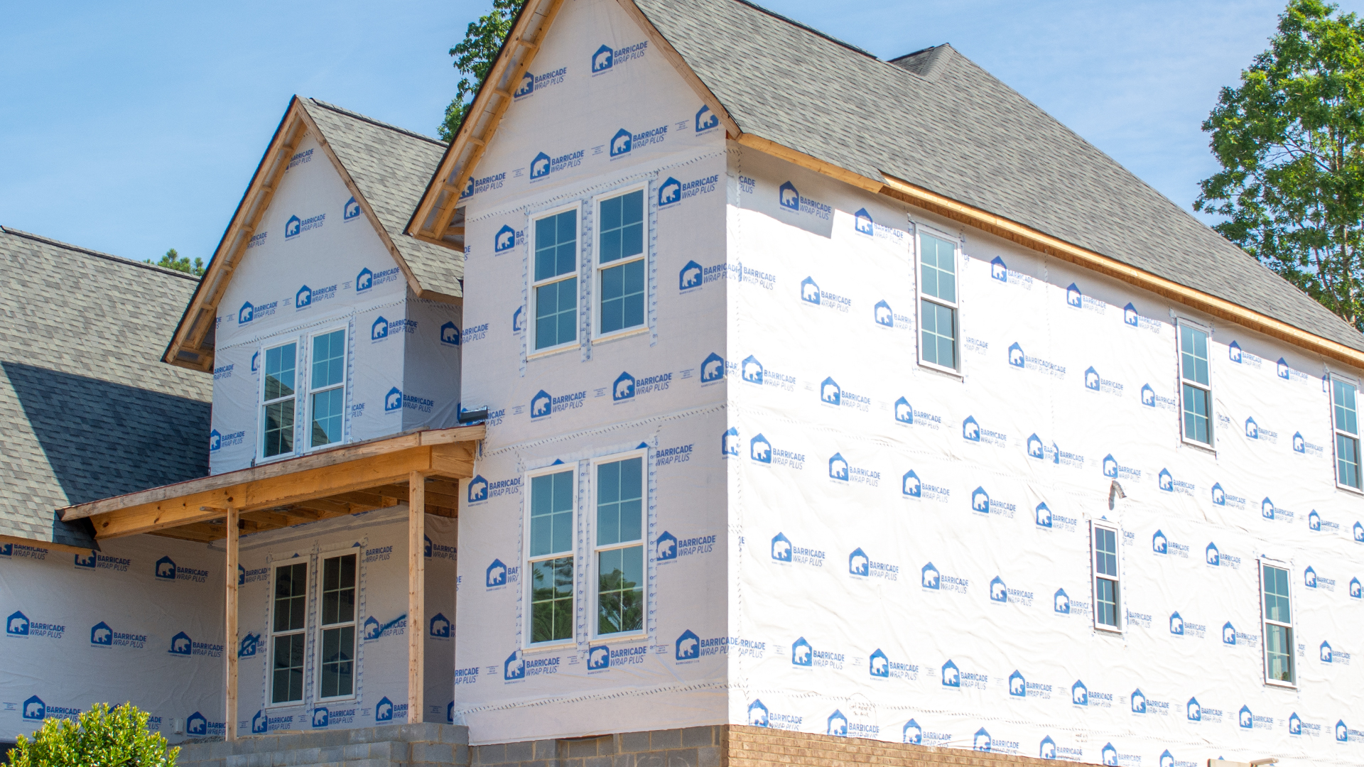 The Ibc And Irc Requirements For House Wrap