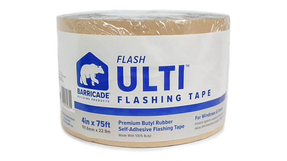 Barricade - Flash Ulti Butyl Flashing Tape