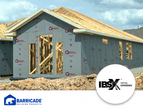 Barricade Building Products Puts Sheathing Innovations at the Forefront at IBSx 2021